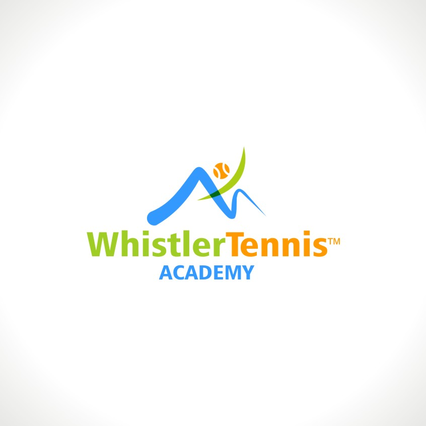 Logo Design by Private User - Entry No. 154 in the Logo Design Contest Imaginative Logo Design for Whistler Tennis Academy.