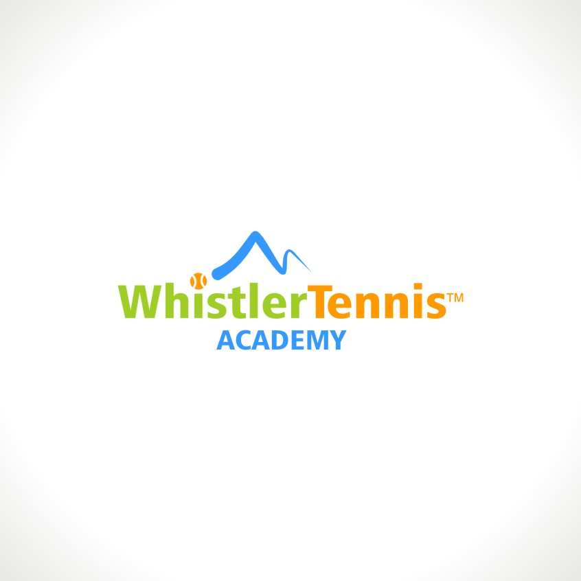 Logo Design by Private User - Entry No. 156 in the Logo Design Contest Imaginative Logo Design for Whistler Tennis Academy.