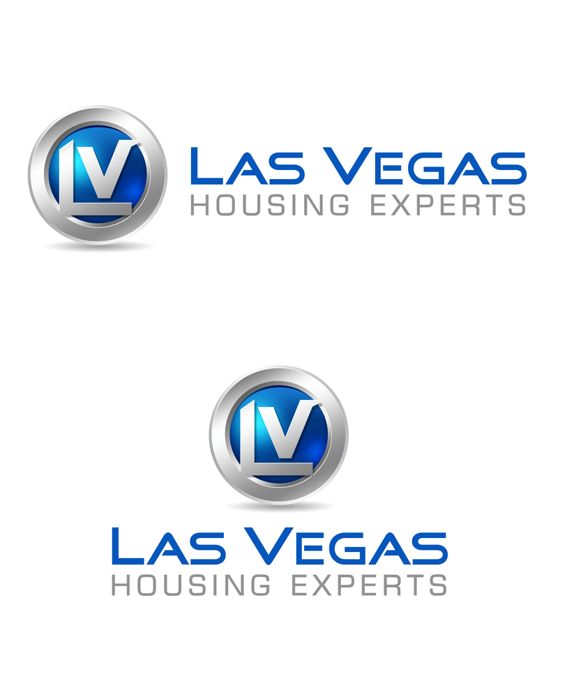 Logo Design by Private User - Entry No. 23 in the Logo Design Contest Las Vegas Housing Experts Logo Design.