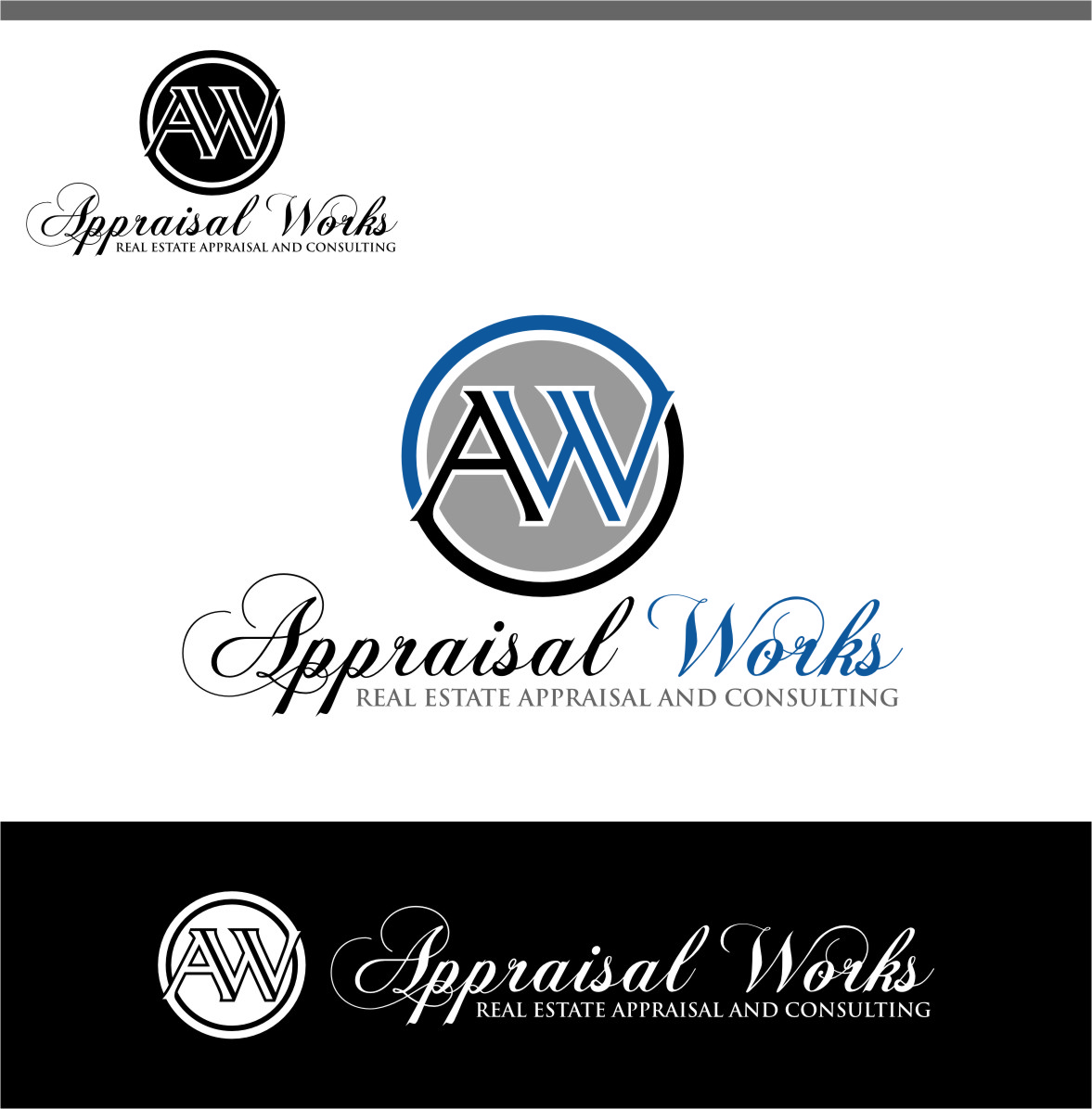 Logo Design by Ngepet_art - Entry No. 80 in the Logo Design Contest Appraisal Works Logo Design.