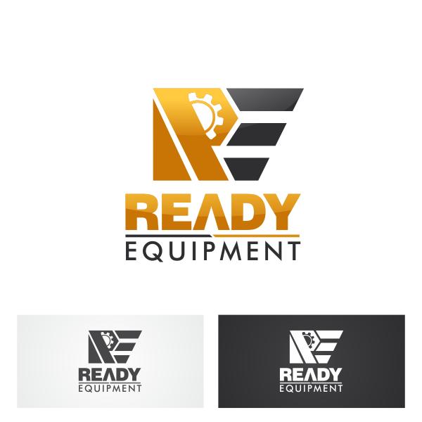 Logo Design by Private User - Entry No. 131 in the Logo Design Contest Ready Equipment  Logo Design.