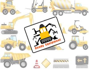 Logo Design by Nirmali Kaushalya - Entry No. 136 in the Logo Design Contest Ready Equipment  Logo Design.