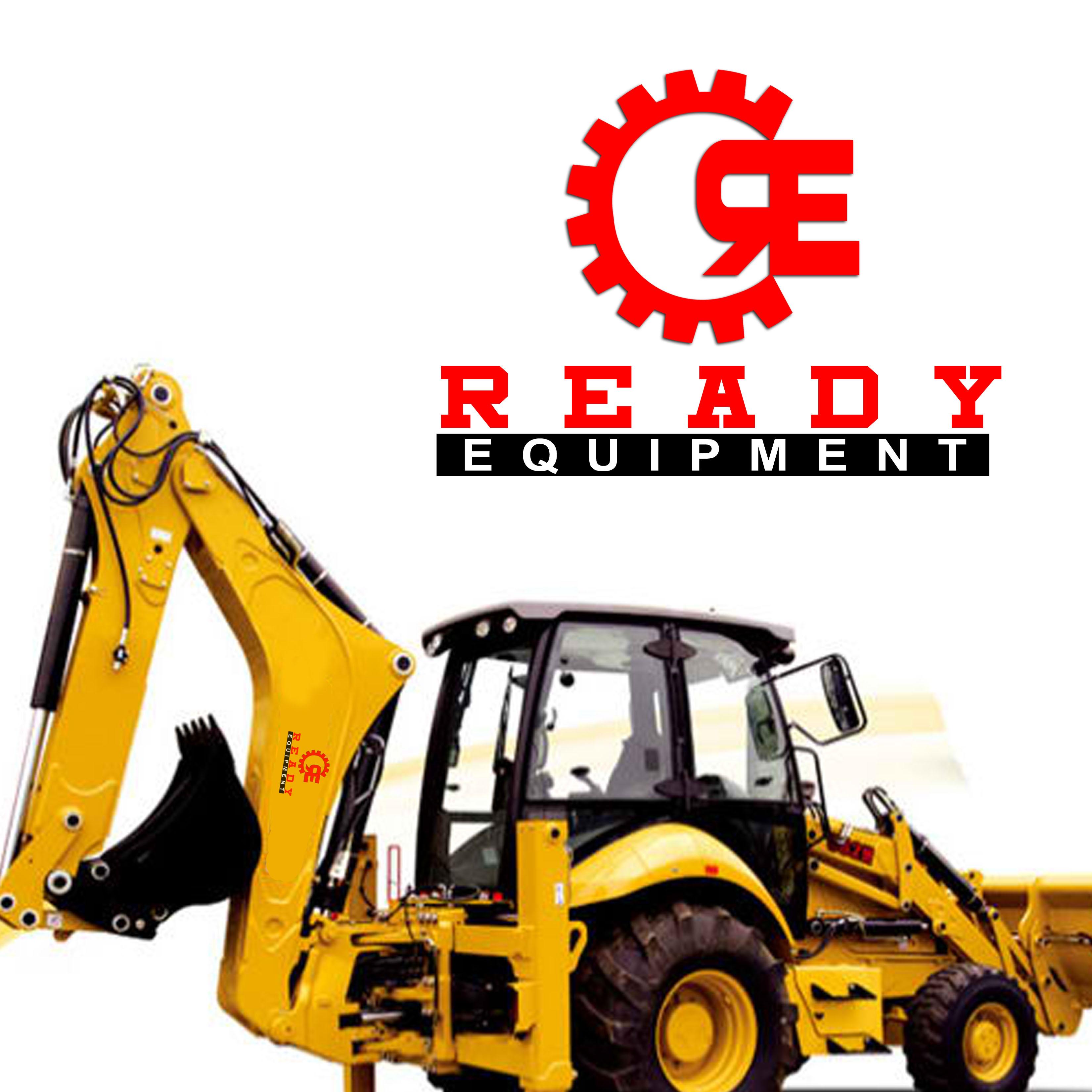 Logo Design by Allan Esclamado - Entry No. 143 in the Logo Design Contest Ready Equipment  Logo Design.