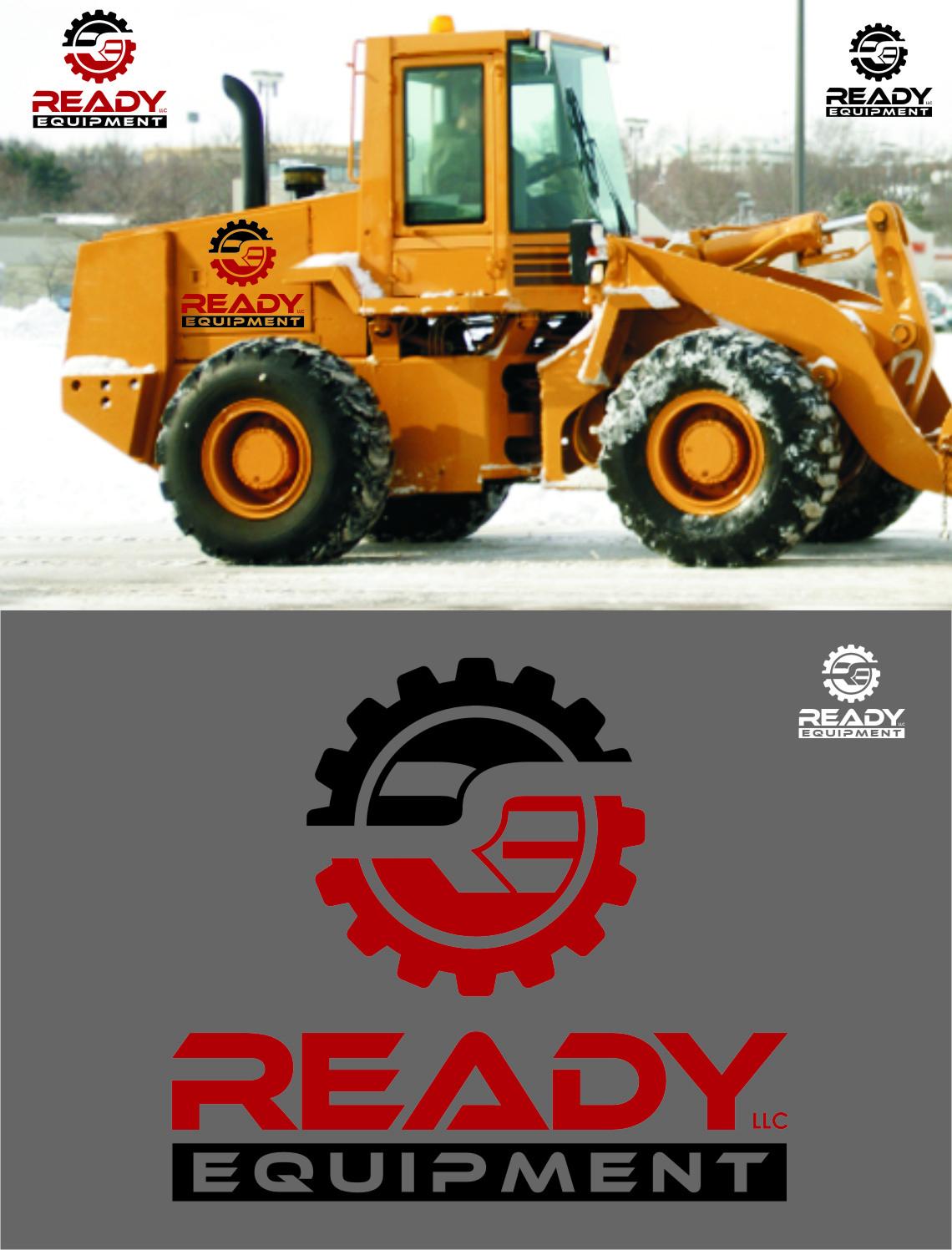 Logo Design by RasYa Muhammad Athaya - Entry No. 146 in the Logo Design Contest Ready Equipment  Logo Design.