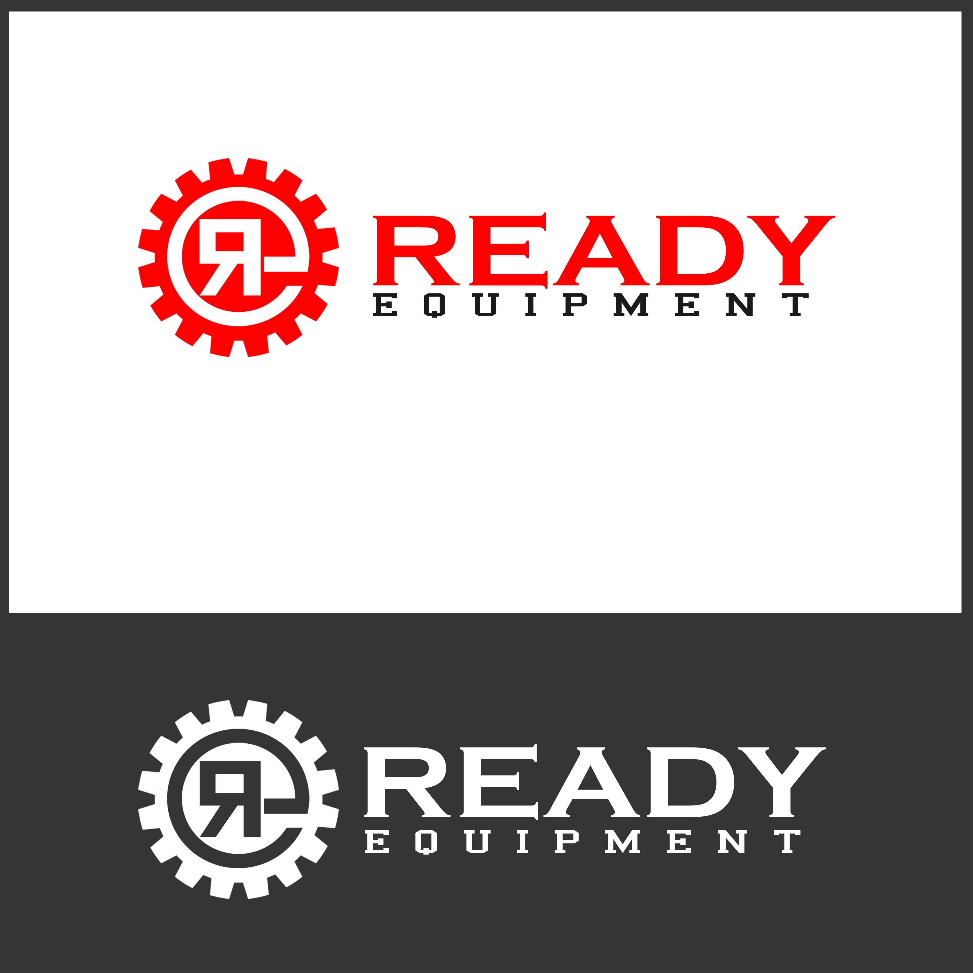 Logo Design by Allan Esclamado - Entry No. 150 in the Logo Design Contest Ready Equipment  Logo Design.