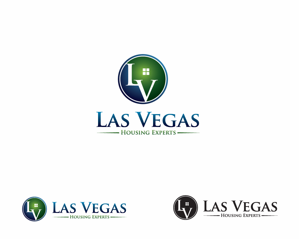 Logo Design by roc - Entry No. 31 in the Logo Design Contest Las Vegas Housing Experts Logo Design.