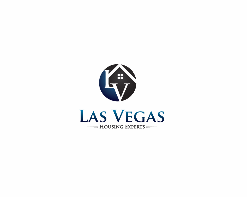 Logo Design by roc - Entry No. 34 in the Logo Design Contest Las Vegas Housing Experts Logo Design.