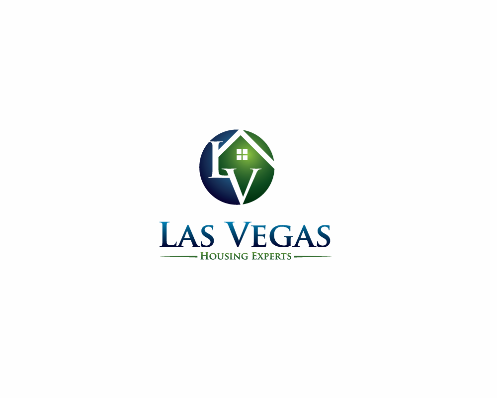 Logo Design by roc - Entry No. 35 in the Logo Design Contest Las Vegas Housing Experts Logo Design.