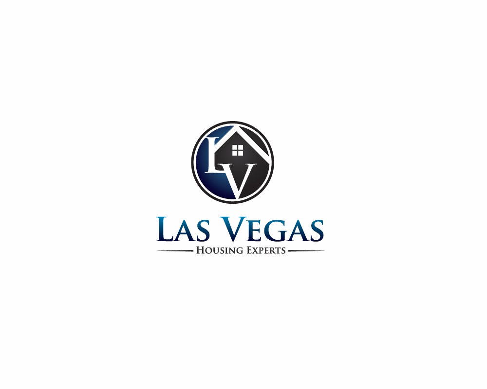 Logo Design by roc - Entry No. 36 in the Logo Design Contest Las Vegas Housing Experts Logo Design.
