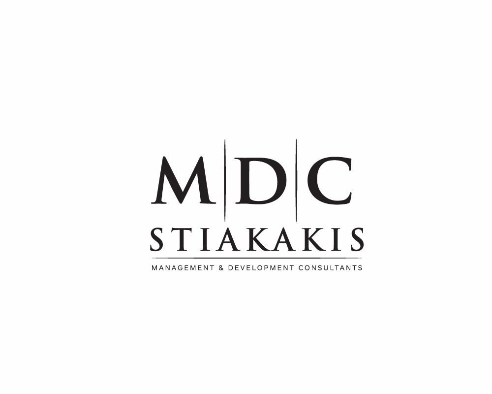 Logo Design by roc - Entry No. 4 in the Logo Design Contest Unique Logo Design Wanted for MDC STIAKAKIS.