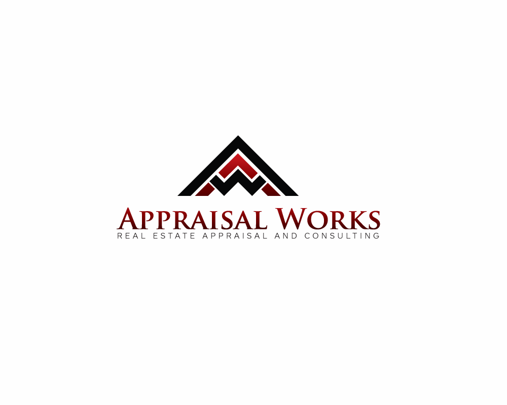 Logo Design by roc - Entry No. 88 in the Logo Design Contest Appraisal Works Logo Design.