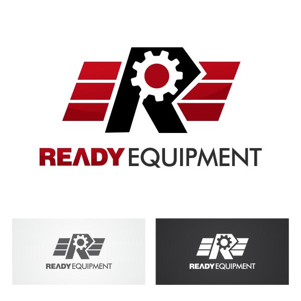 Logo Design by Private User - Entry No. 153 in the Logo Design Contest Ready Equipment  Logo Design.