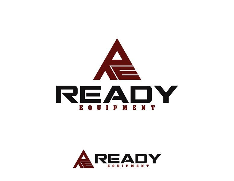 Logo Design by Juan_Kata - Entry No. 155 in the Logo Design Contest Ready Equipment  Logo Design.