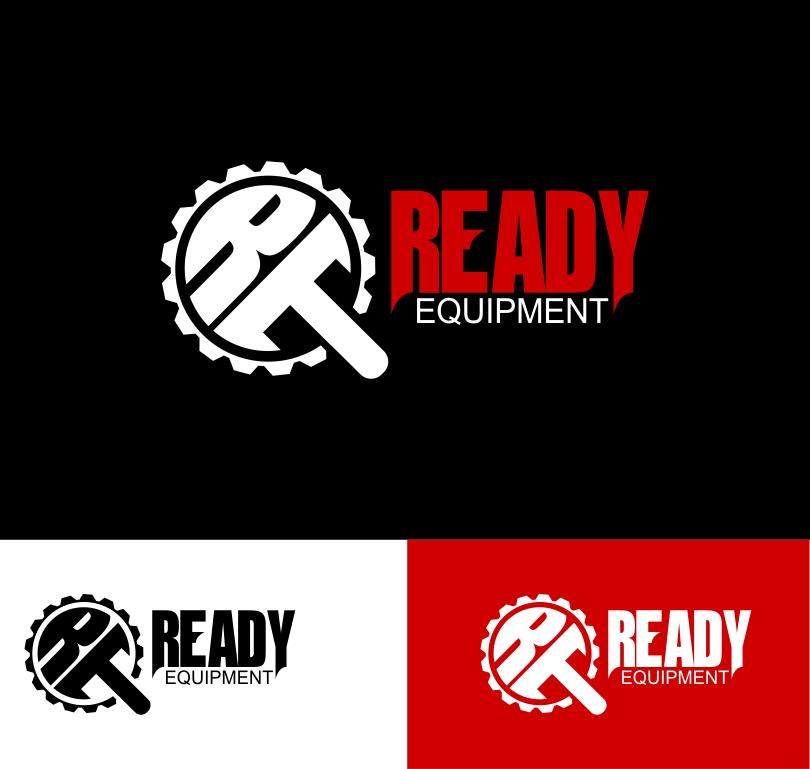Logo Design by Agus Martoyo - Entry No. 156 in the Logo Design Contest Ready Equipment  Logo Design.