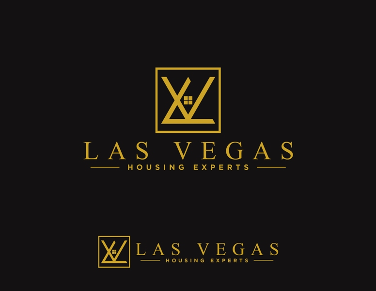Logo Design by Juan_Kata - Entry No. 39 in the Logo Design Contest Las Vegas Housing Experts Logo Design.
