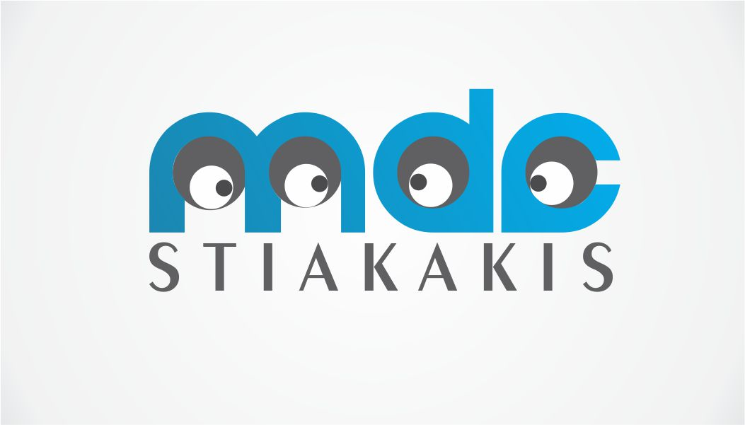 Logo Design by Vallabh Vinerkar - Entry No. 9 in the Logo Design Contest Unique Logo Design Wanted for MDC STIAKAKIS.