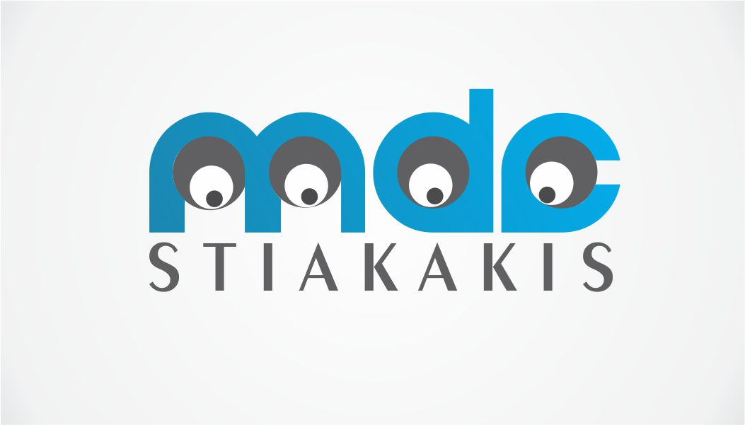 Logo Design by Vallabh Vinerkar - Entry No. 10 in the Logo Design Contest Unique Logo Design Wanted for MDC STIAKAKIS.