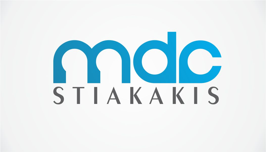 Logo Design by Vallabh Vinerkar - Entry No. 11 in the Logo Design Contest Unique Logo Design Wanted for MDC STIAKAKIS.