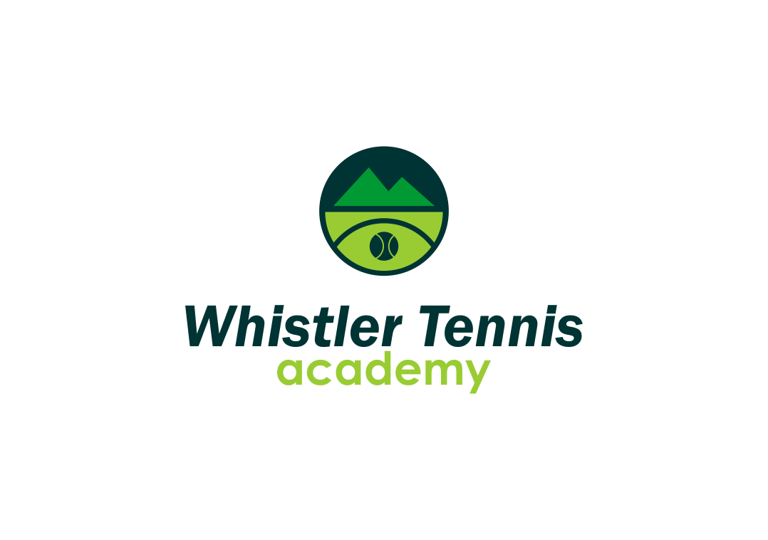 Logo Design by Agus Martoyo - Entry No. 179 in the Logo Design Contest Imaginative Logo Design for Whistler Tennis Academy.