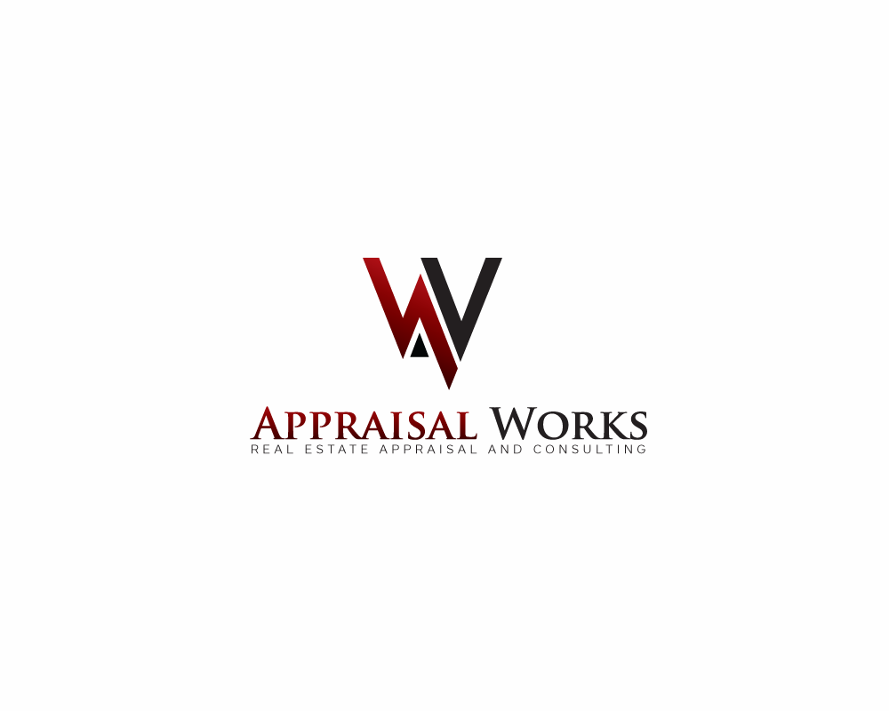 Logo Design by roc - Entry No. 102 in the Logo Design Contest Appraisal Works Logo Design.