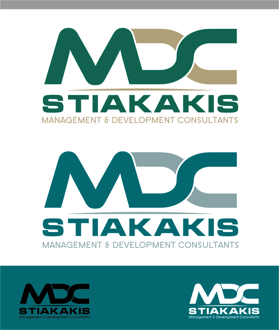Logo Design by Ngepet_art - Entry No. 14 in the Logo Design Contest Unique Logo Design Wanted for MDC STIAKAKIS.