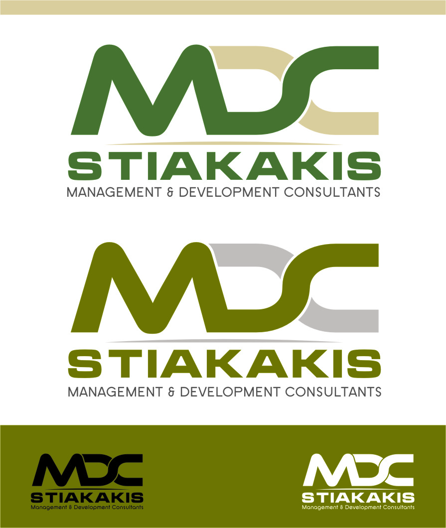 Logo Design by RoSyid Rono-Rene On Java - Entry No. 15 in the Logo Design Contest Unique Logo Design Wanted for MDC STIAKAKIS.