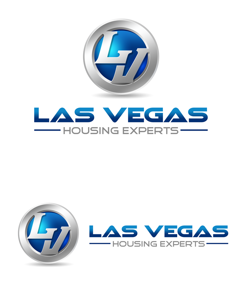 Logo Design by Private User - Entry No. 54 in the Logo Design Contest Las Vegas Housing Experts Logo Design.