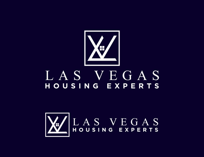 Logo Design by Juan_Kata - Entry No. 56 in the Logo Design Contest Las Vegas Housing Experts Logo Design.