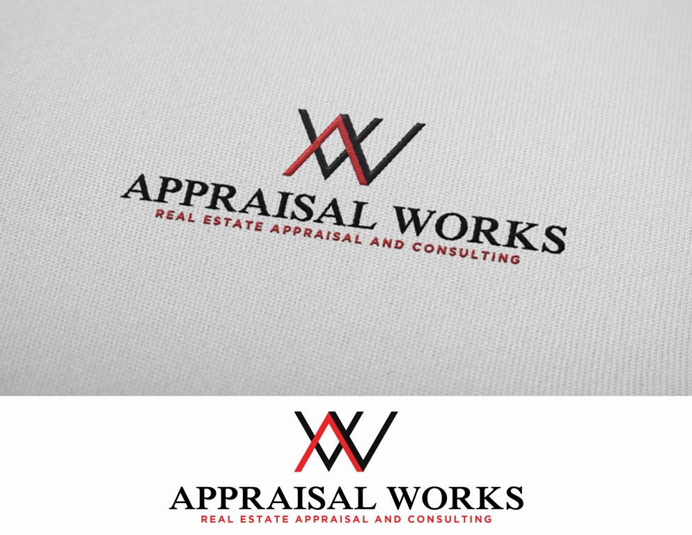 Logo Design by Juan_Kata - Entry No. 106 in the Logo Design Contest Appraisal Works Logo Design.