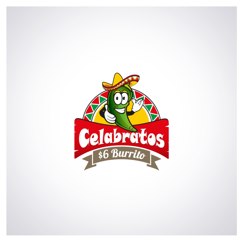 Logo Design by Puspita Wahyuni - Entry No. 10 in the Logo Design Contest Imaginative Logo Design for Celabratos.