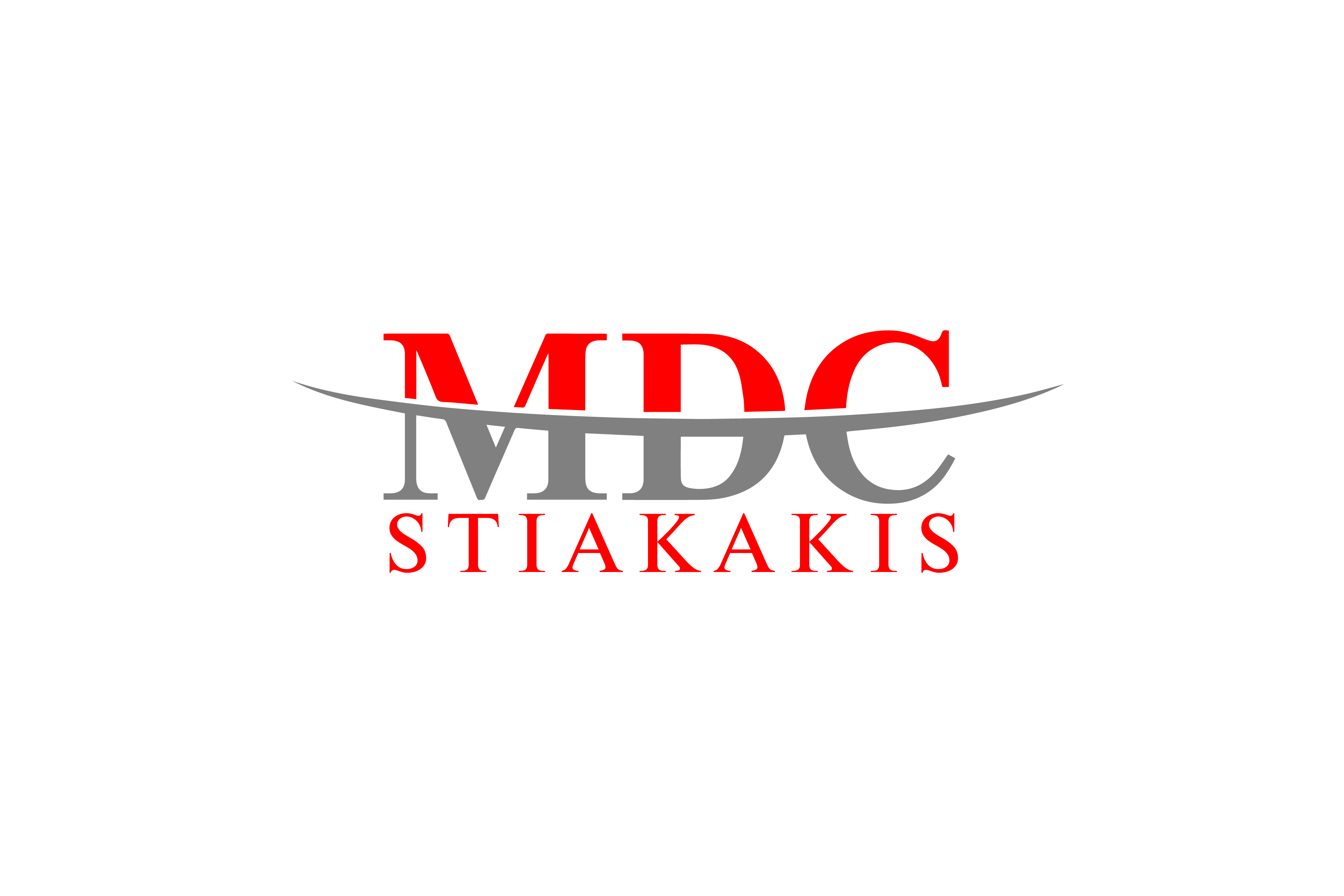 Logo Design by Private User - Entry No. 16 in the Logo Design Contest Unique Logo Design Wanted for MDC STIAKAKIS.