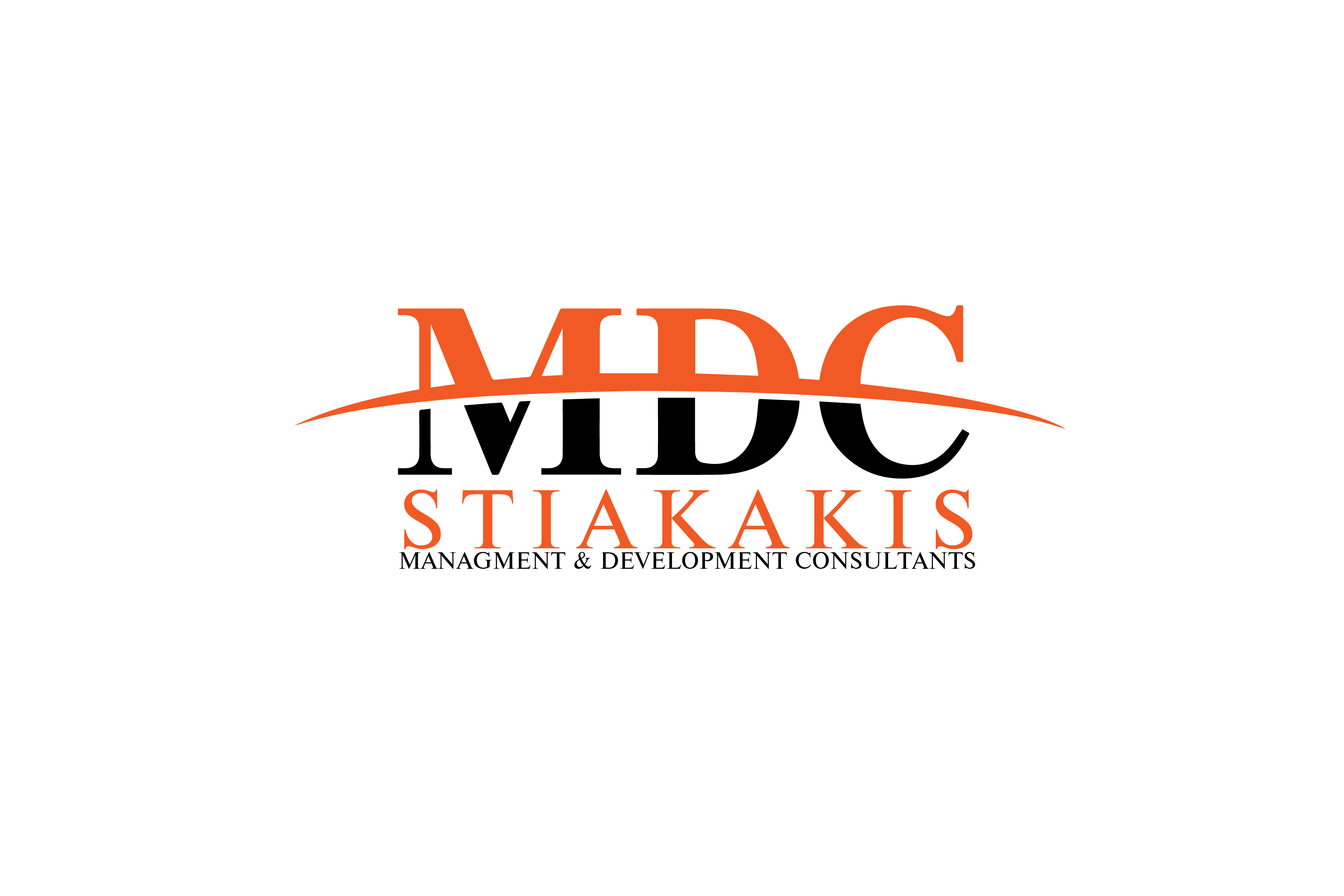 Logo Design by Private User - Entry No. 17 in the Logo Design Contest Unique Logo Design Wanted for MDC STIAKAKIS.