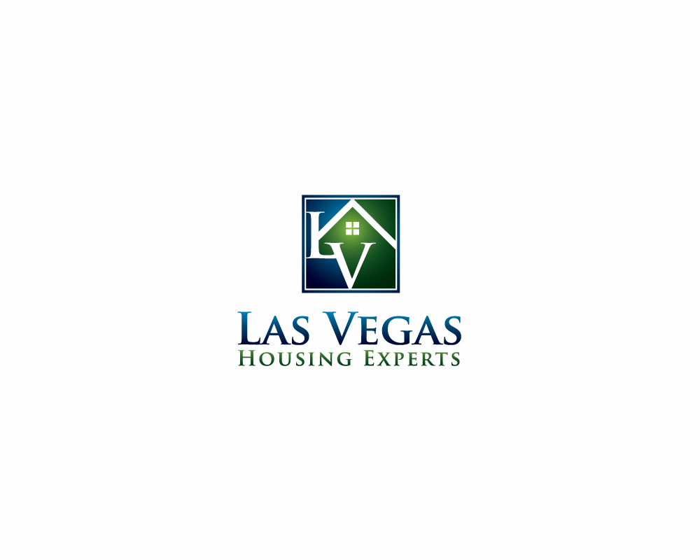 Logo Design by roc - Entry No. 60 in the Logo Design Contest Las Vegas Housing Experts Logo Design.