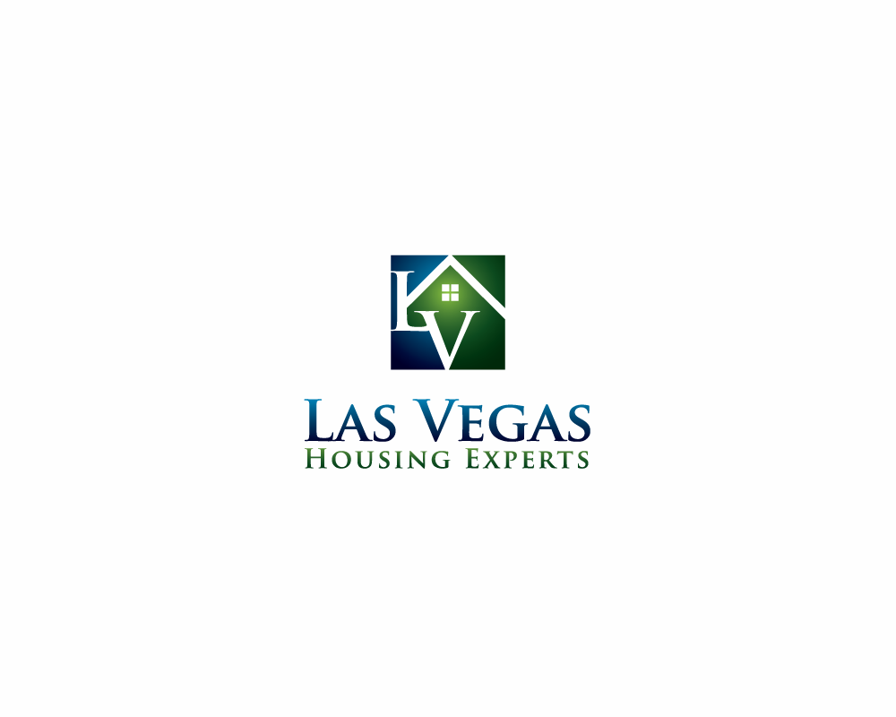 Logo Design by roc - Entry No. 61 in the Logo Design Contest Las Vegas Housing Experts Logo Design.
