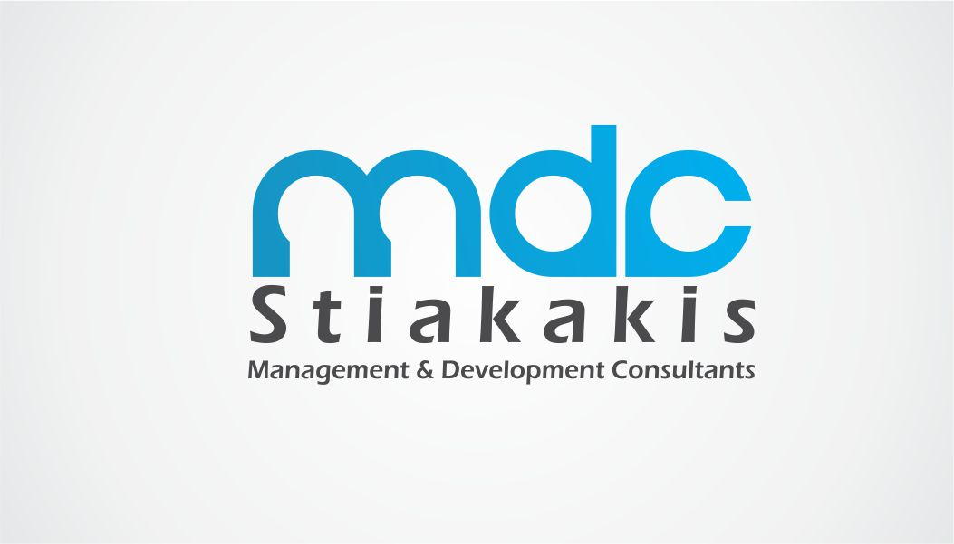 Logo Design by Vallabh Vinerkar - Entry No. 18 in the Logo Design Contest Unique Logo Design Wanted for MDC STIAKAKIS.
