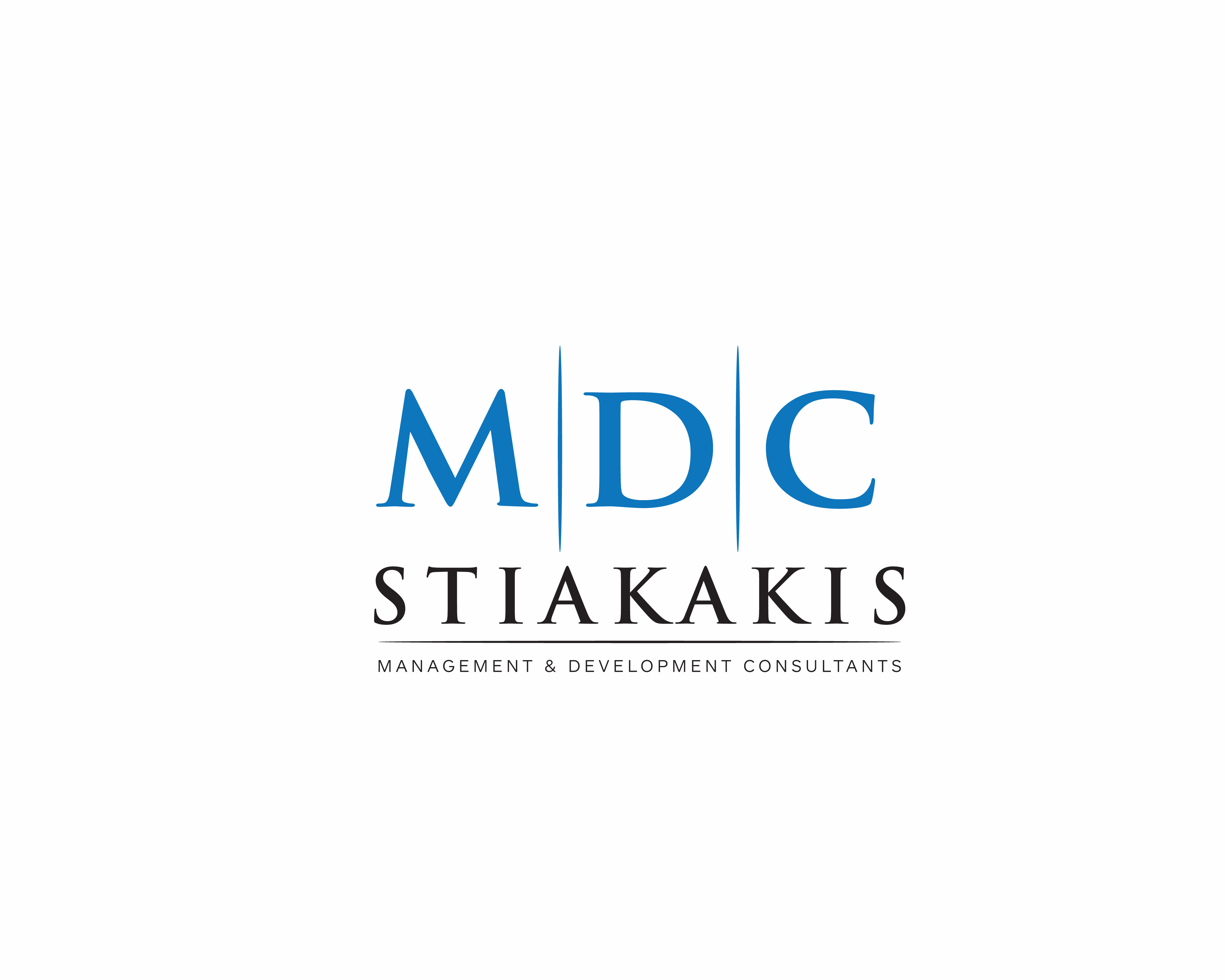 Logo Design by roc - Entry No. 19 in the Logo Design Contest Unique Logo Design Wanted for MDC STIAKAKIS.