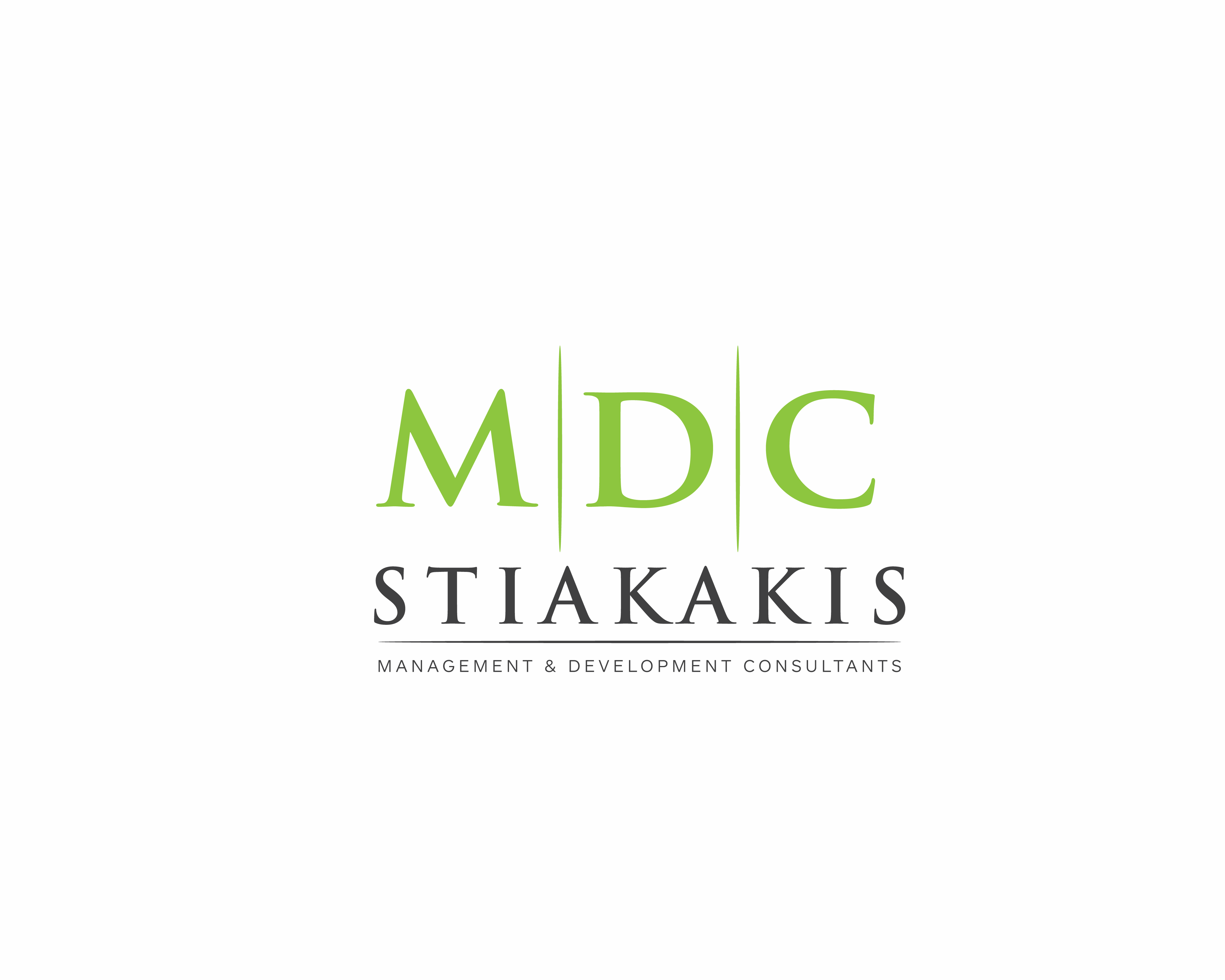 Logo Design by roc - Entry No. 20 in the Logo Design Contest Unique Logo Design Wanted for MDC STIAKAKIS.