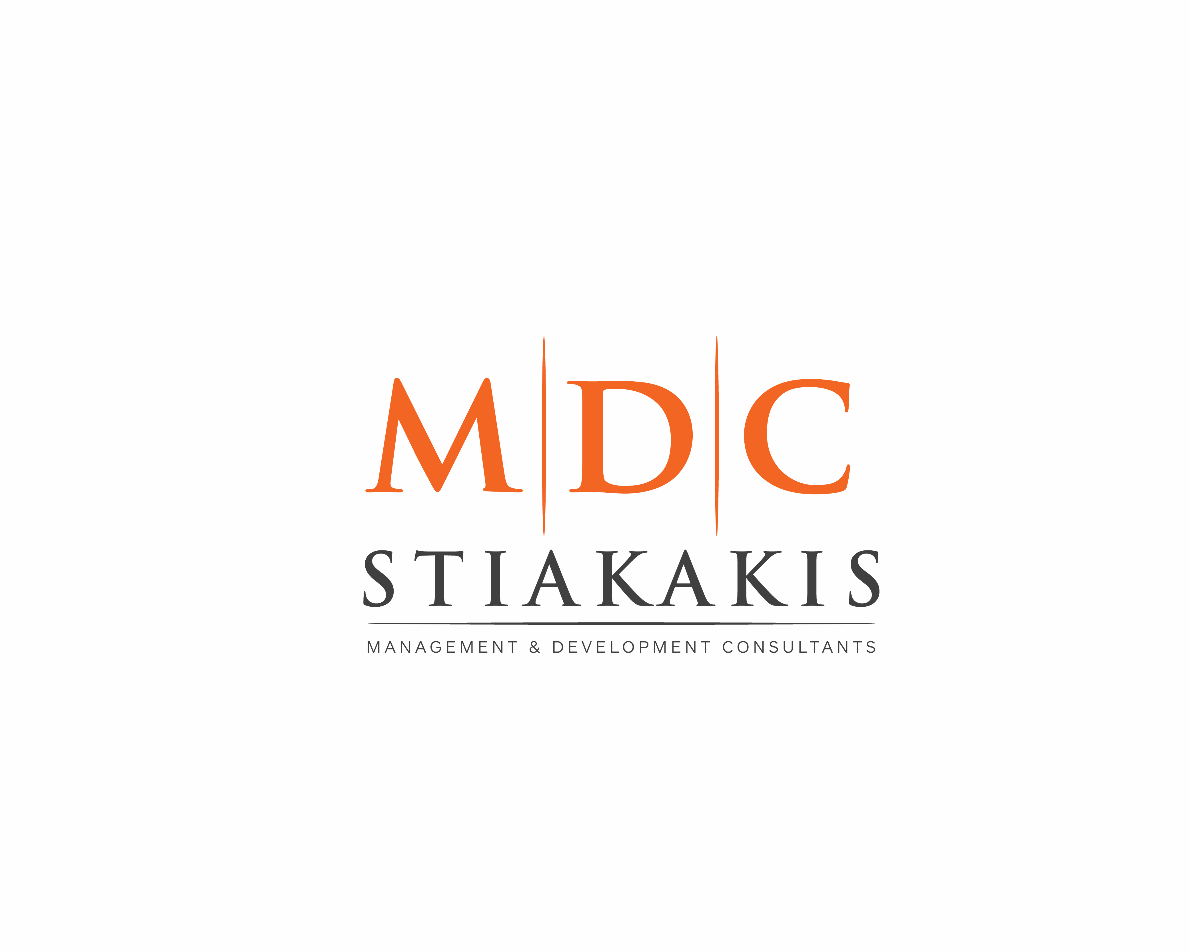 Logo Design by roc - Entry No. 21 in the Logo Design Contest Unique Logo Design Wanted for MDC STIAKAKIS.