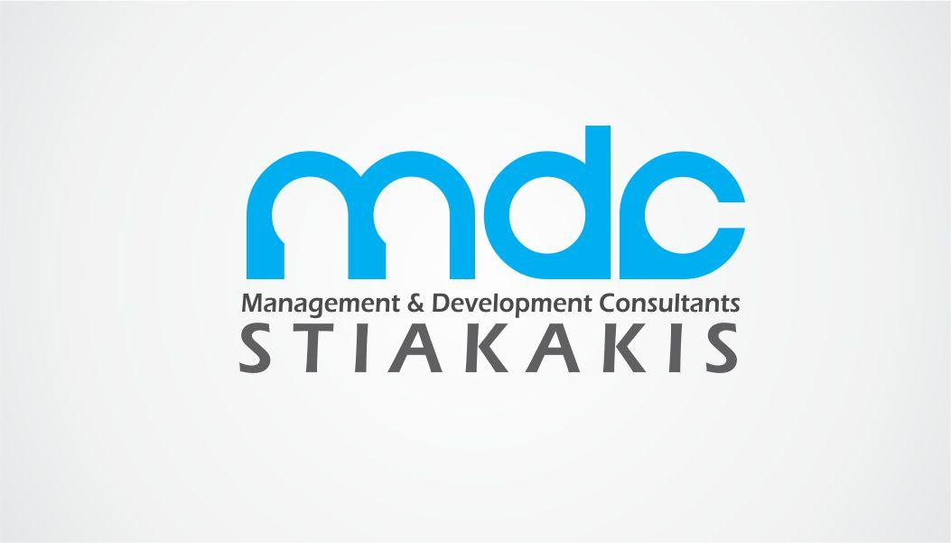 Logo Design by Vallabh Vinerkar - Entry No. 24 in the Logo Design Contest Unique Logo Design Wanted for MDC STIAKAKIS.