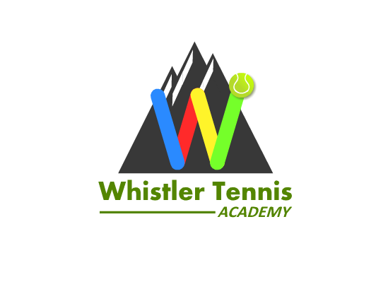 Logo Design by Ismail Adhi Wibowo - Entry No. 181 in the Logo Design Contest Imaginative Logo Design for Whistler Tennis Academy.