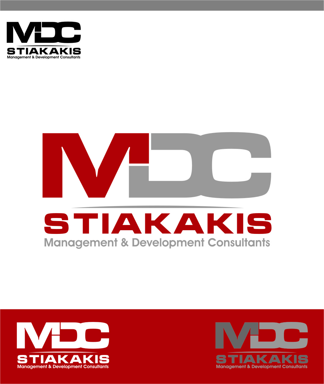 Logo Design by RasYa Muhammad Athaya - Entry No. 26 in the Logo Design Contest Unique Logo Design Wanted for MDC STIAKAKIS.