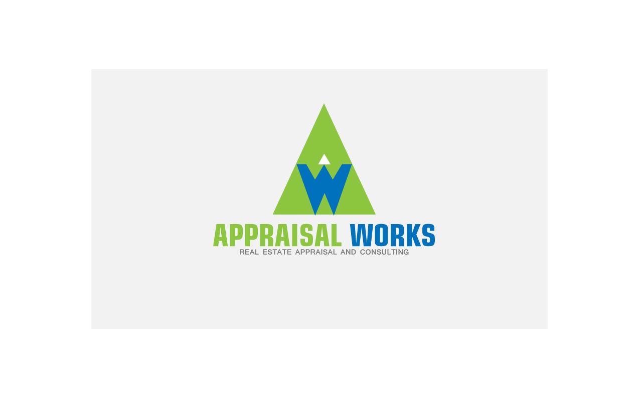 Logo Design by Jagdeep Singh - Entry No. 121 in the Logo Design Contest Appraisal Works Logo Design.