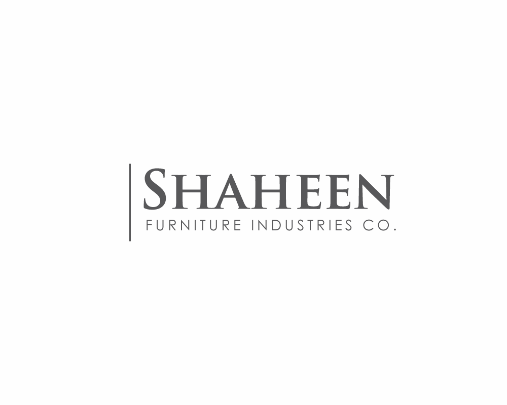 Logo Design by roc - Entry No. 8 in the Logo Design Contest Artistic Logo Design for Shaheen Furniture Industry Co..
