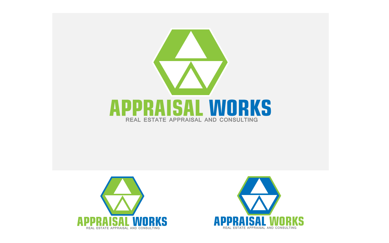 Logo Design by Jagdeep Singh - Entry No. 124 in the Logo Design Contest Appraisal Works Logo Design.