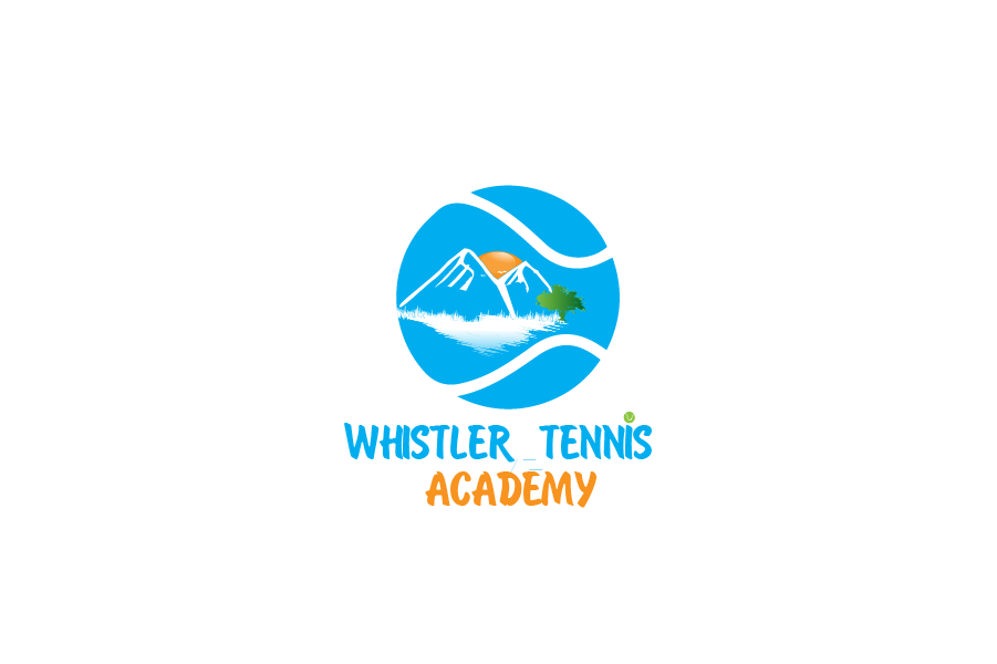 Logo Design by brands_in - Entry No. 193 in the Logo Design Contest Imaginative Logo Design for Whistler Tennis Academy.