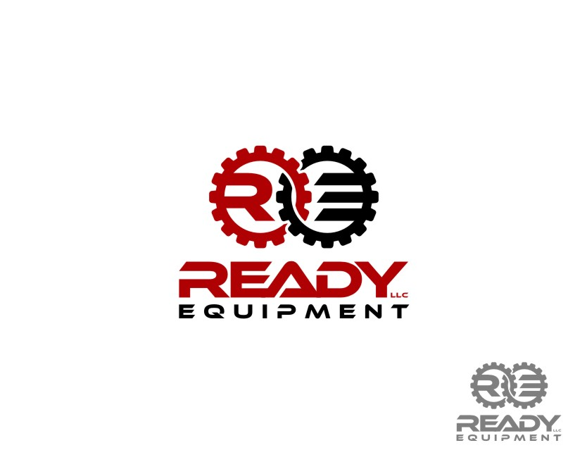 Logo Design by untung - Entry No. 173 in the Logo Design Contest Ready Equipment  Logo Design.