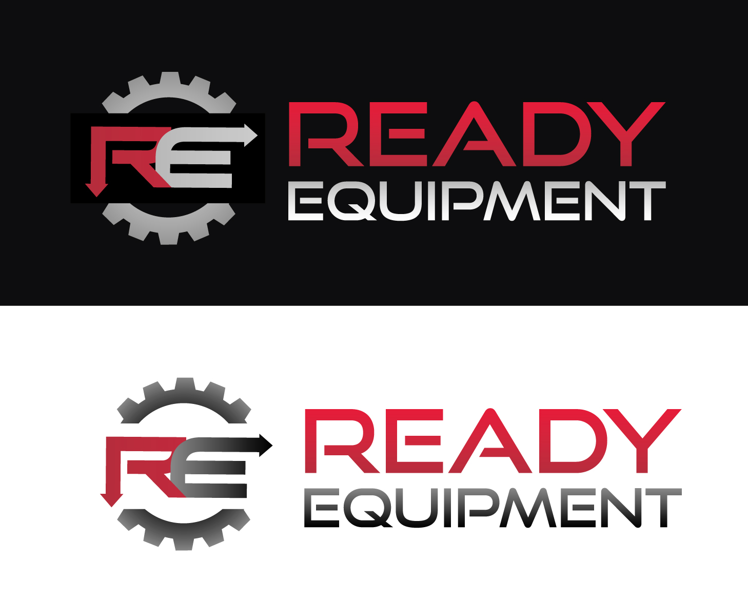Logo Design by rA - Entry No. 174 in the Logo Design Contest Ready Equipment  Logo Design.