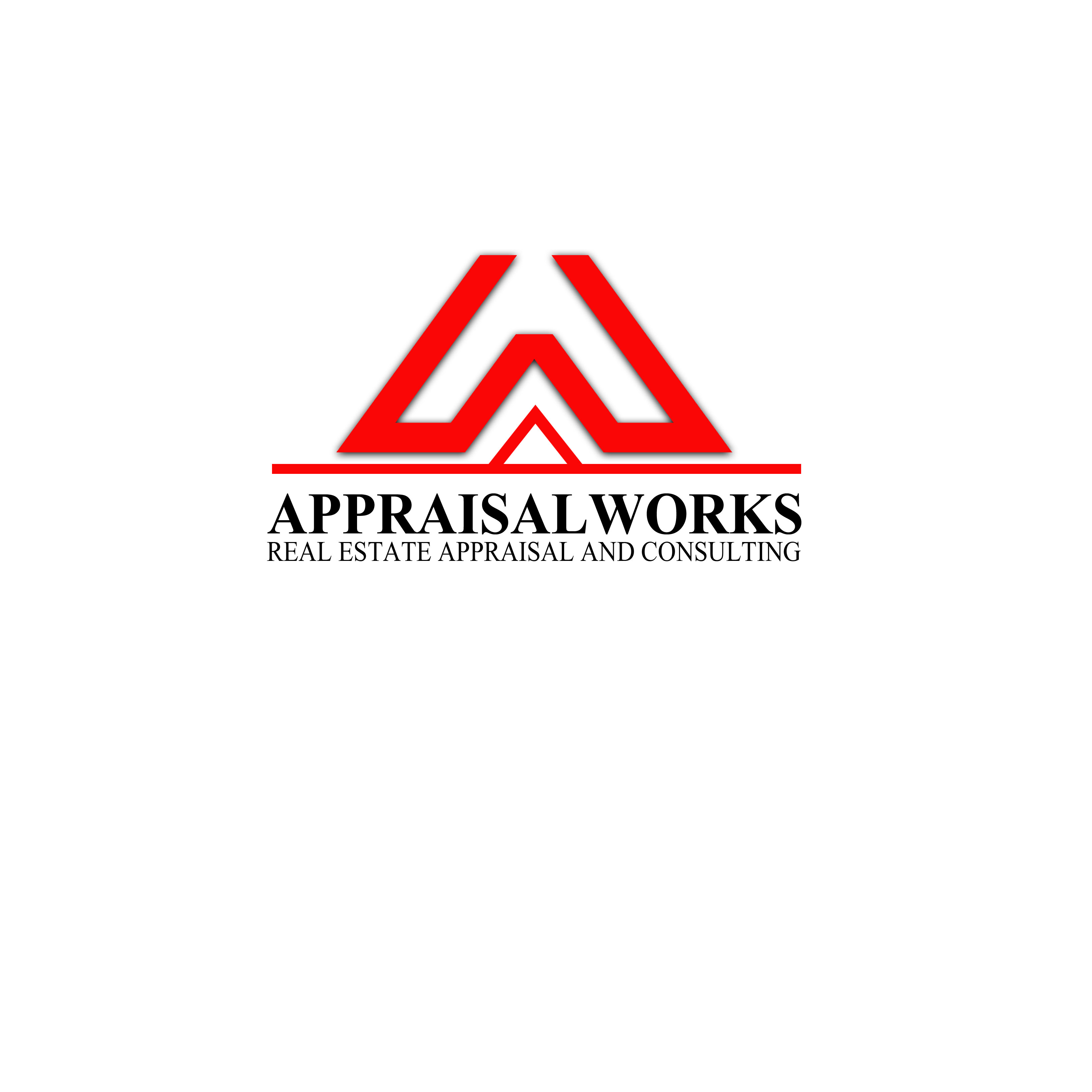 Logo Design by Allan Esclamado - Entry No. 136 in the Logo Design Contest Appraisal Works Logo Design.