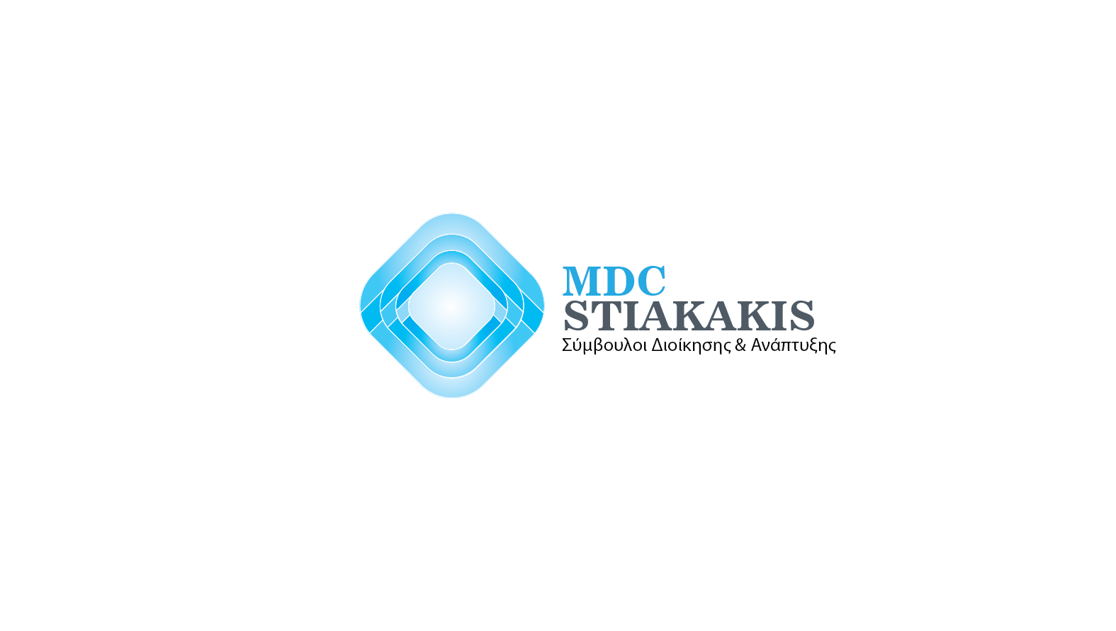 Logo Design by Private User - Entry No. 31 in the Logo Design Contest Unique Logo Design Wanted for MDC STIAKAKIS.