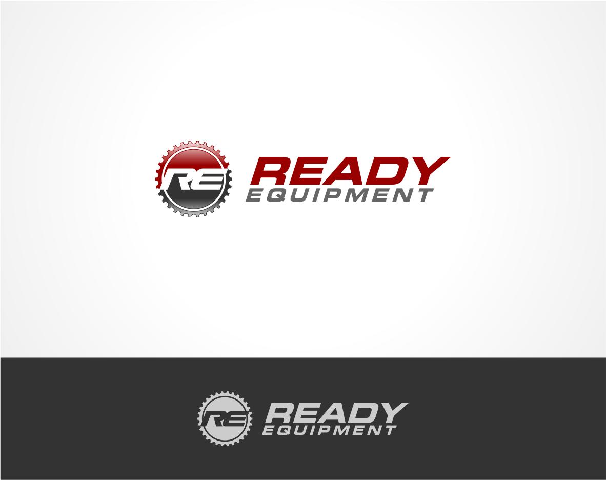 Logo Design by haidu - Entry No. 175 in the Logo Design Contest Ready Equipment  Logo Design.